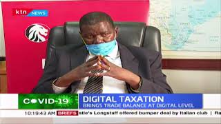 Digital taxation: National treasury proposes digital service tax