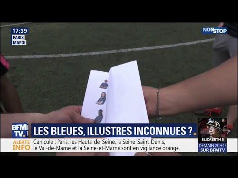 Football: connaissez-vous les noms des joueuses de l'équipe de France ? Football: connaissez-vous les noms des joueuses de l'équipe de France ?