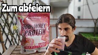 Ironmaxx Whey Protein Birthday Cookie Dough Review