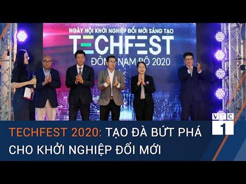 Techfest 2020: Kết nối, tạo đà bứt phá cho khởi nghiệp đổi mới sáng tạo | VTC1