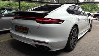 Porsche Panamera 2018 In Depth Review Interior Exterior
