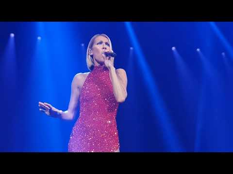 Celine Dion - Flying On My Own (Front Row) - Ottawa - Oct 15th, 2019