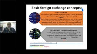 Grade 11 Tourism   Foreign exchange & its value to the South African economy