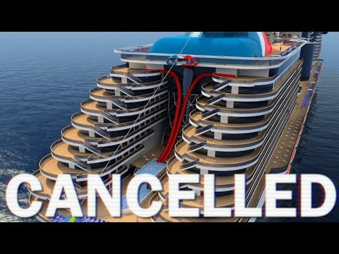 Cancelled – Carnival's Project Pinnacle