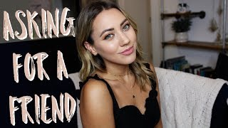 Asking For A Friend | Confidence & Happiness - Video Youtube