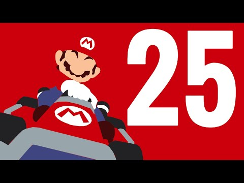 25 Curiosidades de Mario Kart