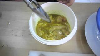 مرغ گریل شده -خوشمزه Khoshmazze - قسمت 5