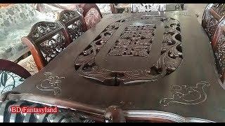 জানুন ৬ সেটের ডাইনিং টেবিলের দাম//6 Set Dining Table Price In Bangladesh