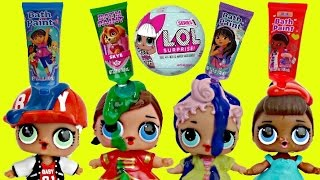 LOL Surprise Dolls Make Swimming at Bath Time Fun with Toys Unlimited