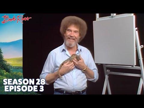 Bob Ross - Under Pastel Skies (Season 28 Episode 3)