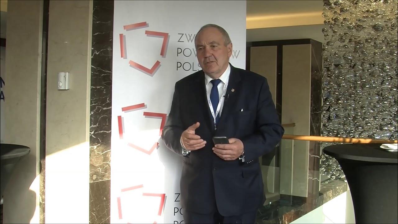 Poseł na Sejm RP Kazimierz Kotowski o samorządzie powiatowym