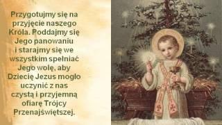 NOWENNA DO DZIECIĄTKA JEZUS, dzień 9