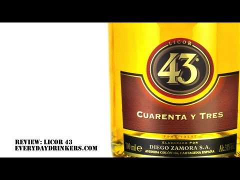 Video Review: Licor 43