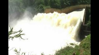 Government issues evecuation alert following the overflow at Masinga dam
