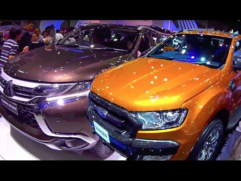 Ford Everest 2015-2016 VS Mitsubishi Montero Sport 2015-2016 (Ford Endeavour 2015-2016)