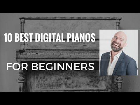 10 best digital pianos for beginners 2017 erdal bunschoten. Black Bedroom Furniture Sets. Home Design Ideas