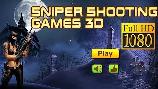 Survival Sniper Shooter 3D Game Review 1080P Official Gamad Studio Action 2016