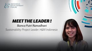 IDF Meet The Leader Bianca Putri Project Leader H&M Indonesia