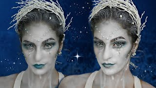 Ice Queen Makeup Tutorial// Collaboration With Amanda Rooney