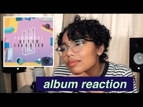 Paramore- After Laughter ALBUM REACTION/REVIEW