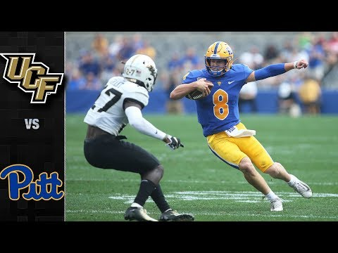 UCF vs. Pittsburgh Football Highlights (2019)