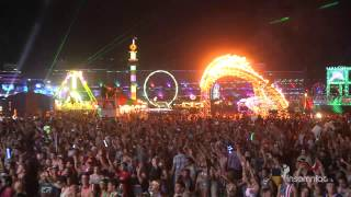 [OFFICIAL] EDC Curated: Art Installations At EDC Las Vegas 2014 - Powered By 7UP