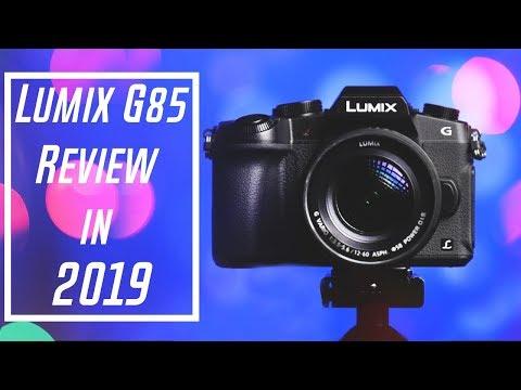 Panasonic Lumix G85 Review in (2019)
