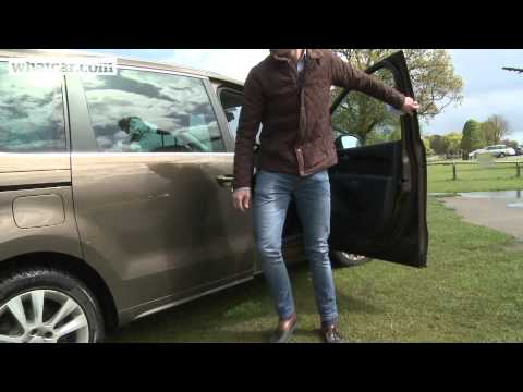Seat Alhambra Long-term test Part 2 - What Car?