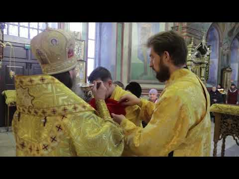 Александро-Невский кафедральный собор Божественная Литургия