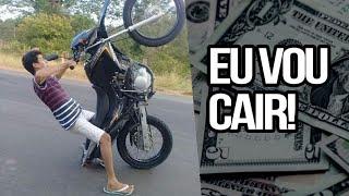 EDIÇÃO ZUEIRA- EU VOU CAIR! 《TOQUE!244》