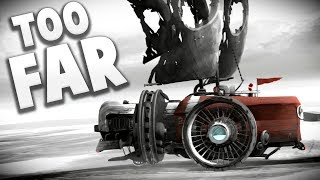 FAR: Lone Sails - Exploring the Empty Ocean! NEW Apocalyptic Adventure! - FAR Lone Sails Gameplay