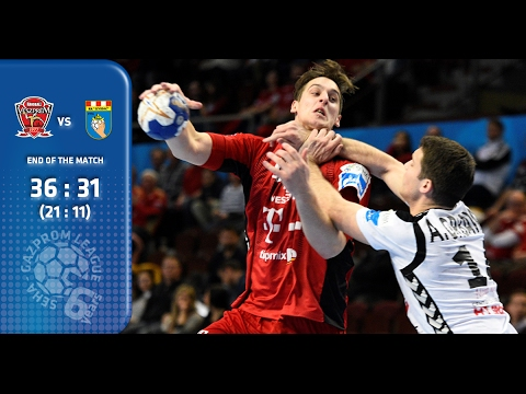 Telekom Veszprem - Izvidjac CO | Match Highlights