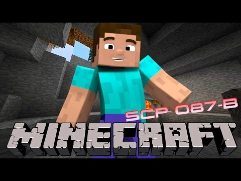 SCP-087-B - Horror Adventure Map 1 6 4 Minecraft Project