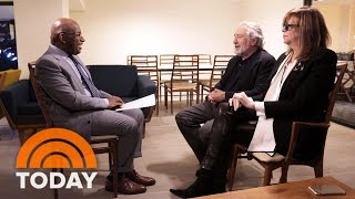 Robert De Niro: 'I Kept Pushing' For 'Godfather' Reunion At Tribeca Film Festival | TODAY