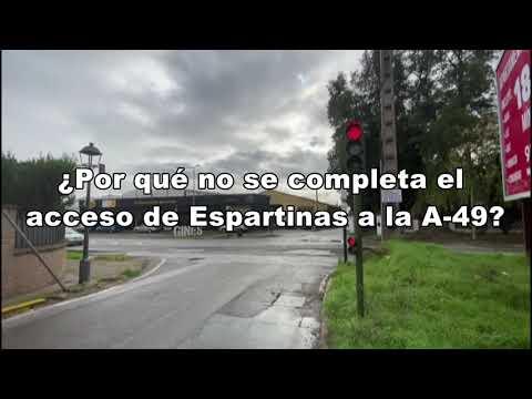 Fomento para el apagón del semáforo de la discordia con Gines (Sevilla)