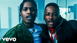 YG - Handgun (Official Music Video) ft. A$AP Rocky