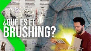 ROBO DE DATOS y PAQUETES NO SOLICITADOS : ¿QUÉ es el BRUSHING?