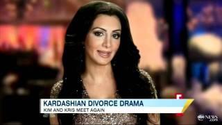 Ким Кардашян, Kim Kardashian Visits Kris Humphries' Hometown
