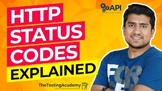 🛑 HTTP Status Codes Explained in 7 Minutes   30 Days of API Testing   Day 23