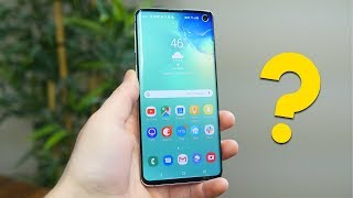 Samsung Galaxy S10 Revisited: What Should Samsung Change?