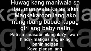 Huwag Siya - Donnalyn Bartolome ft. Shehyee  Lyrics