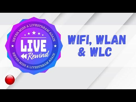 Wi-Fi, WLAN, WLC - Get (free) Hands On | Cisco CCNA 200-301 ...