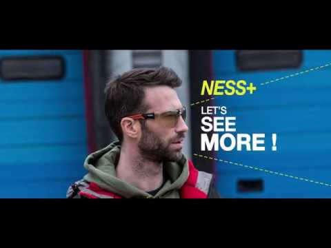 NESS & NESS+ : ULTRA WRAP-AROUND FOR PANORAMIC VISION