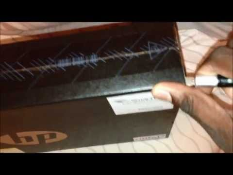 HP Sleekbook 14 unboxing
