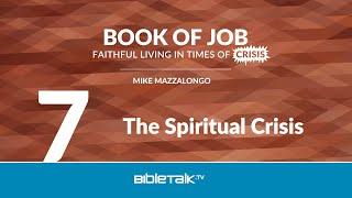 The Spiritual Crisis