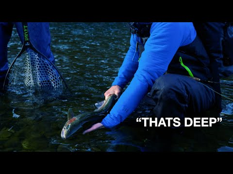 That's Deep | Hip Hop and Fly Fishing
