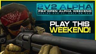 Play This Weekend!!!   2v2 Open Alpha Confirmed! (Modern Warfare)