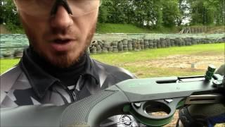 Обзор ружья Breda B12i применительно к IPSC (практическая стрельба)
