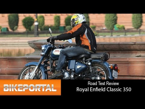 Royal Enfield Classic 350 Test Ride Review