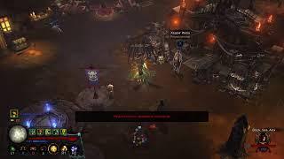 Diablo 3 RoS PS4 _ Стрим-не-Грим или помощь по прокачке!))^_^